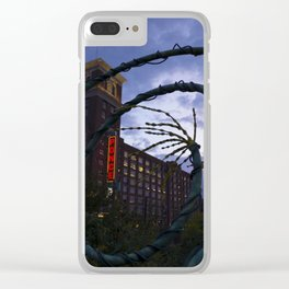Ponce City Market, Atlanta Clear iPhone Case