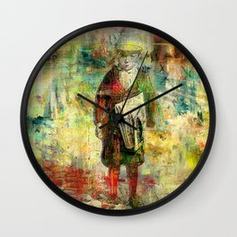 Newsboys Wall Clock
