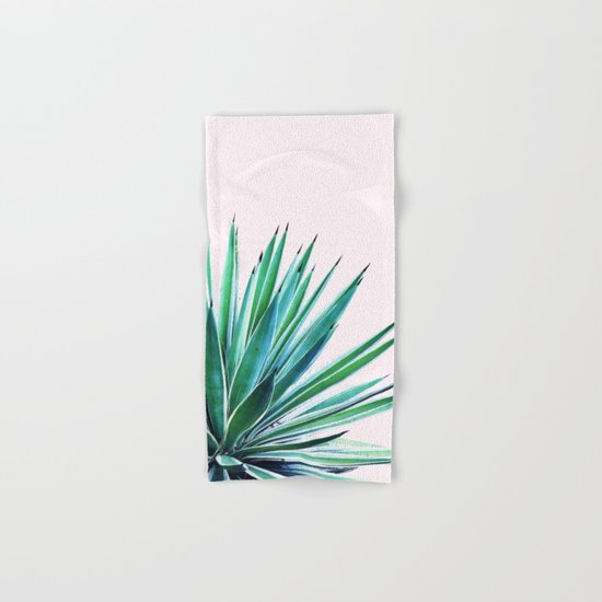 Agave Love #society6 #decor #buyart Hand & Bath Towel