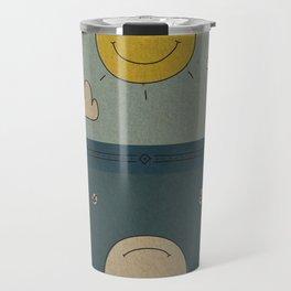 Good Day, Good Night Travel Mug