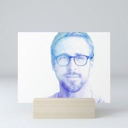 Gosling Mini Art Print