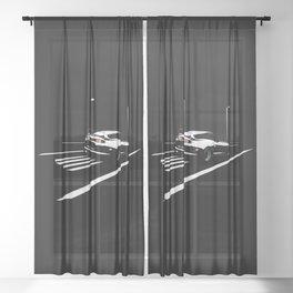 Supra MkIV Sheer Curtain