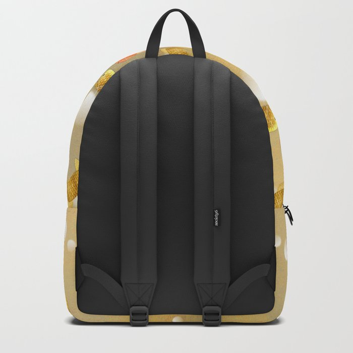 Toy Catfish (Gold) Backpack