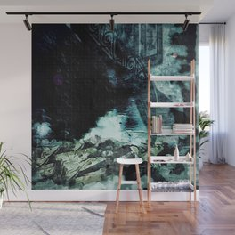 Shoved: Victoria - The Dweller in the Dark Wall Mural