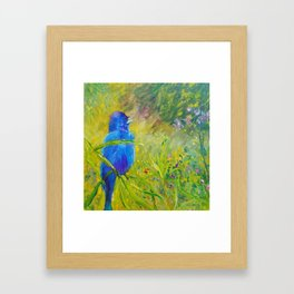 Summer Home Framed Art Print