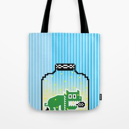 Toy dog 01 Tote Bag