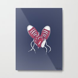 All Star Love Metal Print