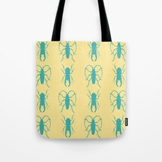 Beetle Grid V2 Tote Bag