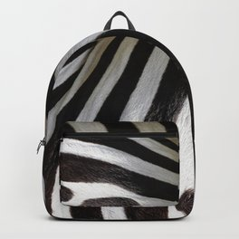 """Pop Safari 01 Zebra"" Backpack"