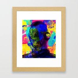 Robo Daze Framed Art Print
