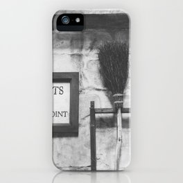INN Guest Only iPhone Case