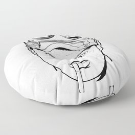 Dan Aykroyd - Ghostbusters Floor Pillow