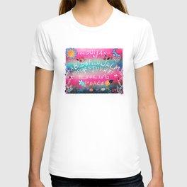 Bohemian Dream Gypsy Ouija Board Art T-shirt