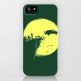 Zombie Invasion iPhone Case