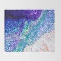 Sleeping Mermaid - Ocean Colors by anutu