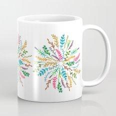 Radial Foliage Mug