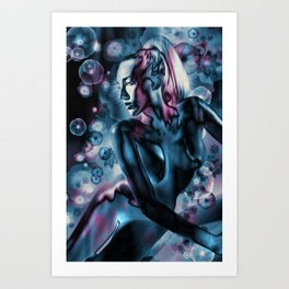 "HELIOTROPE ""Thou and No Other"" Art Print"