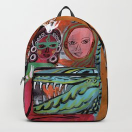 Tantric Carnival Backpack