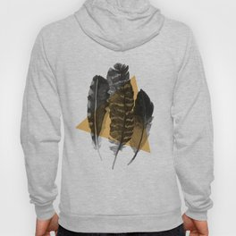 feathers 2 Hoody