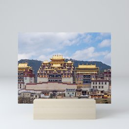 Songzanlin Tibetan Monastery Mini Art Print