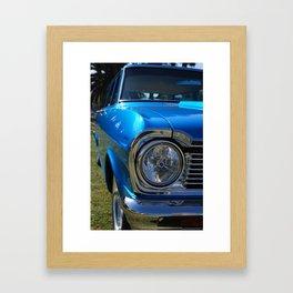 Chevy Nova Framed Art Print