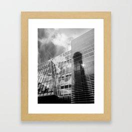 Shadow (RR 145) Framed Art Print