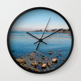 To Depths Unknown Wall Clock