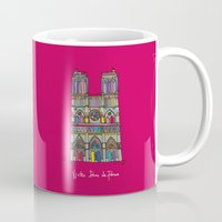 architecture Mugs featuring Architecture by PINT GRAPHICS
