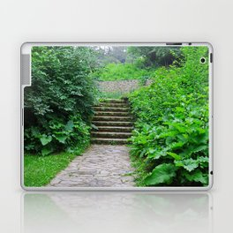 Springtime at Side Cut Laptop & iPad Skin