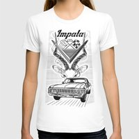 tame impala T-shirts featuring Chevy Impala by pakowacz