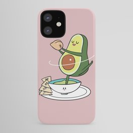 Together We Make a Perfect Hummus iPhone Case
