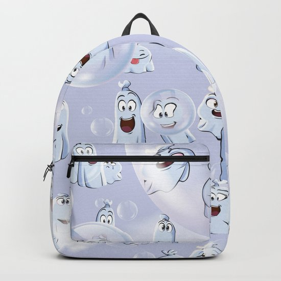 Ghost Composition Backpack