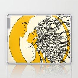 Sun and Moon Laptop & iPad Skin