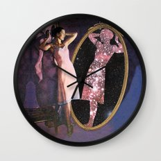 Astral Double Wall Clock