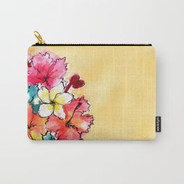 Hawaii Vibes Carry-All Pouch