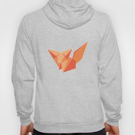 """Collection """"Origami"""" impression """"Fox Paper"""" Hoody"""