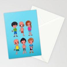 MiniPolseres Estiu Stationery Cards