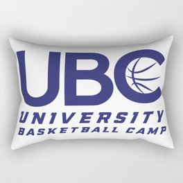 UBC Logo Rectangular Pillow