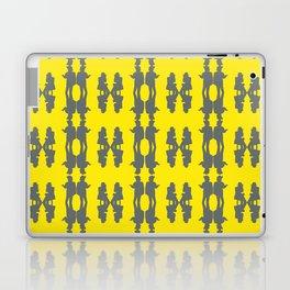 Theater Scene- yellow Laptop & iPad Skin