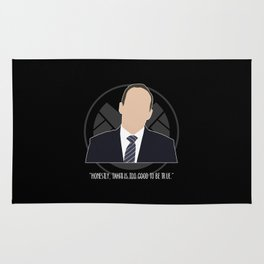 Agents of S.H.I.E.L.D. - Coulson Rug