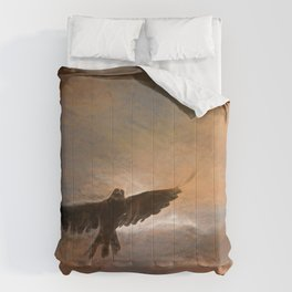 As The Crow Fly's Comforters