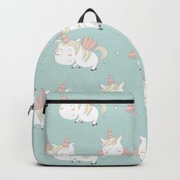 Pegacorn - Mint Green Backpack