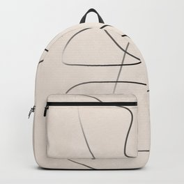 Abstract Line I Backpack