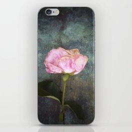 Wilted Rose III iPhone Skin