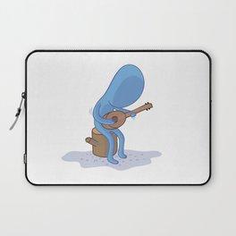 Ukulele Blues Laptop Sleeve