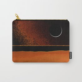 March New Moon Carry-All Pouch
