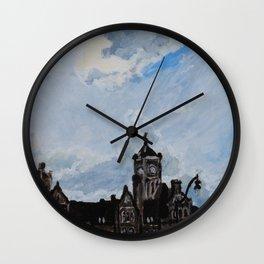 Union Station Nashville Wall Clock
