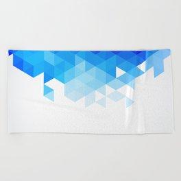 Geometria Beach Towel