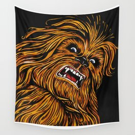Chewbacca Wall Tapestry