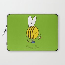 Busy Bee Laptop Sleeve
